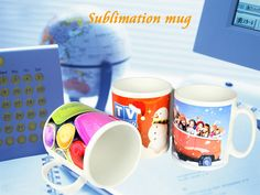 58 Best sublimation mugs images in 2018 | Sublimation mugs