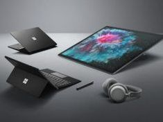 Today, we're excited to bring the latest Surface devices – Surface Pro Surface Laptop 2 and Surface Studio 2 – to more customers around the world and to announce that Surface Headphones will be available in eight new markets beginning in March. Microsoft Surface, Surface Computer, New Surface Pro, Surface Studio, Surface Laptop, Top Computer, Microsoft Update, Microsoft Pro, Microsoft Office