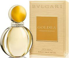GOLDEA BY BVLGARI PERFUME REVIEW
