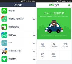 Se lanza Line Taxi, competencia de Uber en Japón.