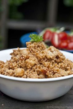 Clean Eating Recipes | Clean Eating Indian Couscous