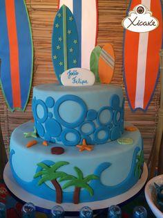 Cake Surf Aniversário