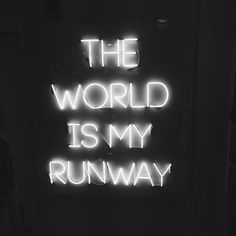home accessory light fashion runway hipster lighting neon light