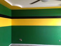 Best Colors for a John Deere Bedroom....