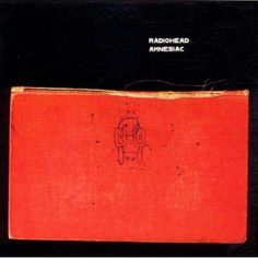 Amnesiac by Radiohead (Vinyl, 2 Discs, XL) for sale online Cd Cover, Cover Art, Album Covers, Book Covers, Music Covers, Indie Music, My Music, Rock Music, Lp Vinyl