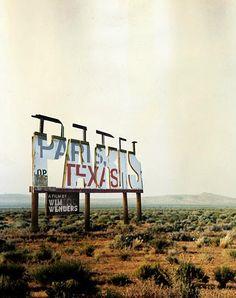 Paris, Texas (1984)  Directed by Wim Wenders