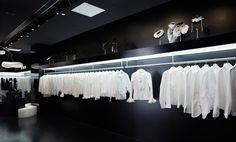 #annefontaine #Beijing #Shin_Kong #China #boutique #fashion  Anne Fontaine - Huanlian Shin Kong Dpt Store - M3017 - Beijing 100025 - China