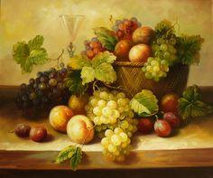 bodegones de frutas y flores - Pesquisa Google