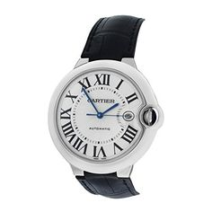Cartier Ballon Bleu de Cartier automaticselfwind mens Watch W6901351 Certified Preowned -- Want additional info? Click on the image. (This is an Amazon affiliate link)