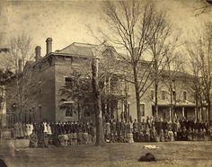 Cherokee Orphan Asylum Oklahoma Historical Society