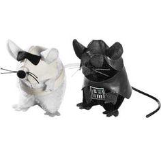 STAR WARS Darth Vader Stormtrooper Mice