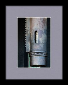 Greased Up Framed Print By Marnie Patchett