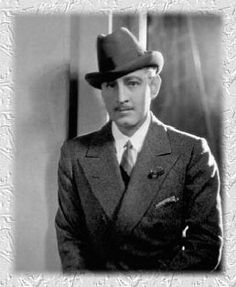 John Barrymore born in Philadelphia, PA on Feb 15 1882-May 29 1942