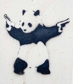 BA panda