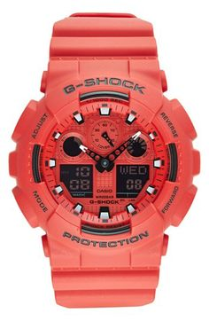 e710079f77f G-Shock  Neon Highlights  Ana-Digi Watch