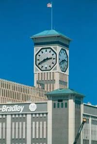 allen bradley clock Milwaukee