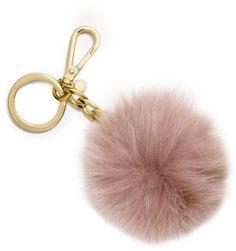 MICHAEL Michael Kors Fur Keychain