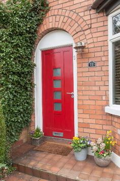 11 Knockvale Park, Belfast #door