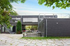 Sollerud - Moderne og påkostet bolig nær CC-vest. Stor halvpart