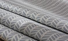 Mottram Meadow in DewBlue Herringbone Print Linen Linen Curtains, Linen Fabric, Herringbone Fabric, Kitchen Fabric, Hand Sketch, Printed Linen, Hand Designs, Coastal Style, Soft Furnishings