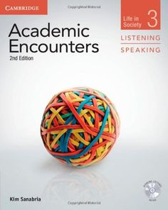 Read Academic Encounters Level 3 Student's Book Listening and Speaking with DVD: Life in Society (Academic Encounters. Life in Society), Online PDF