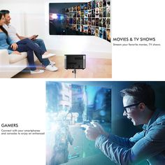 XGIMI H1 Android 5.1 DLP Projector Home Theater 4K Supported Sales Online - Tomtop  audio  video