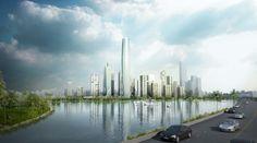 Qianhai Bay Transport Hub