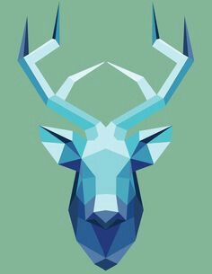Glaced Deer