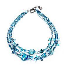 Antica Murrina Venetian Glass Jewellery Bali Secret (CO754A-07)