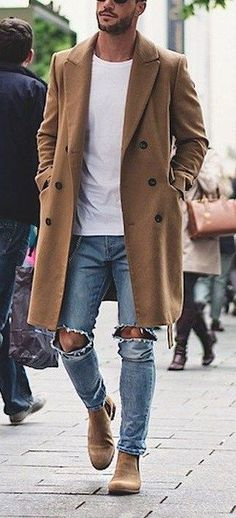 Read on to know more about how to style your traditional khaki or beige trench coat this season.