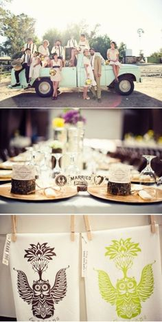 country wedding picture ideas. vintage <3