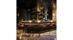 Located in the heart of the Meatpacking district, this trendy bar attracts the chicest of New Yorkers, in particular during Fashion Week, where models, designers, socialites and journalists come to sip on cocktails after a hectic day of running from show to show.