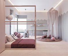 Girl Bedroom Designs, Girls Bedroom, Zen Interiors, Interior Architecture, Interior Design, Kids Room Design, Luxurious Bedrooms, House Rooms, Girl Room