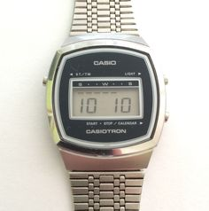 Casio Casiotron 31CS-10 (1976)