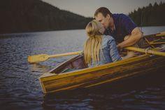 TARA + SCOTT // ENGAGED // ROLLEYLAKE - Modern Wedding Photography in Victoria BC -