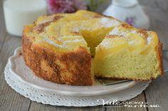 TORTA ANANAS E COCCO senza farina, sofficissima! Una ricetta dolce facilissima, un dolce morbido e leggero, senza grassi e senza farina