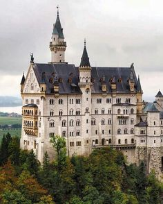 Germany beautiful castle