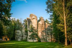 Free Image: Wonderful Adrspach-Teplice Rocks | Download more on picjumbo.com!