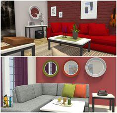 3d floor plans for living room designed in roomsketcher floor