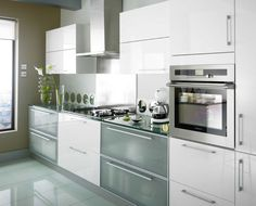 Frameless Kitchen Cabinets Modern 1 Awesome Ideas
