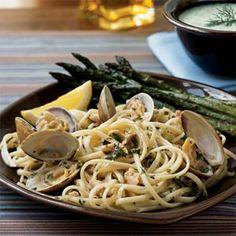 delicious linguine and clams recipe