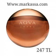 Detaylar Bvlgari'den yepyeni bir parfüm: Aqva Amara. Denizden gelen yeni değerli bir taş. Parfümün ilham kaynağı yine Akdeniz… Parfüm, Ggçlü kişiliği ile bestseller Aqva Pour Homme'un izlerini takip ediyor. Kendinden emin erkek için tasarlanan parfüm tüm dünyada erkekler için bir simge gibi... Bvlgari'nin derin parfümeri geleneğini anlatan ve güçlü zamansız bir çekicilikle harmanlanmış özel tasarıma sahip bir bestseller. Parfümün başlangıç notaları Sicilya mandalinası ve Tunus nerolisi…