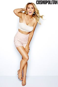 "Lauren Conrad Admits She's ""Pretty Basic,"" Covers Cosmopolitan - Us Weekly"