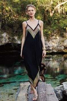 Estrella Maxi Dress - anthropologie.com