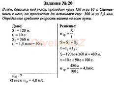 ГДЗ 20 - ответ по учебнику Физика 7 класс Перышкин