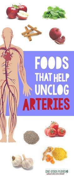 Foods for Unclogging Arteries: Garlic, Pomegranate, Turmeric, Chia Seeds, Cinnamon, Apples, Tomatoes, Greens