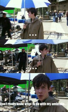 Behind the scenes of Prince Caspian