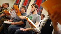 Und sie singen noch: Chorakademie der Uni Mainz