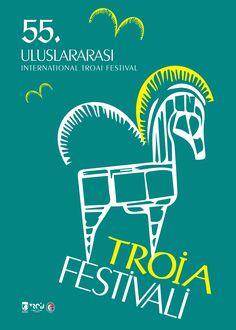 troia festivali afiş