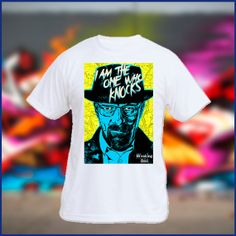 Breaking Bad I Am The One Who Knocks Bryan by SweetTeesNow on Etsy, $16.99